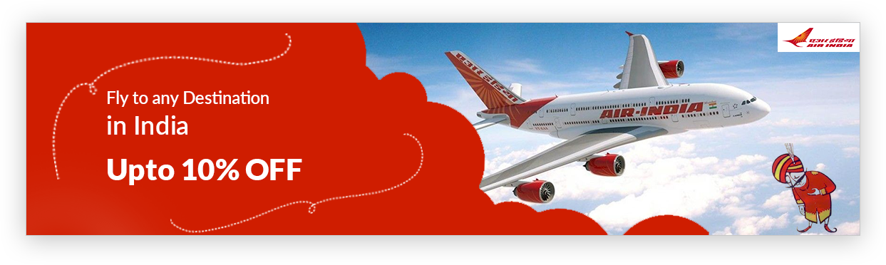 Air-India Airways Offers